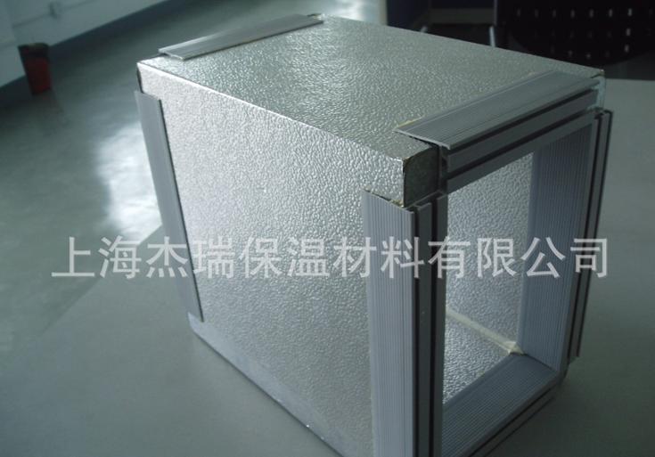 彩钢聚氨酯复合风管